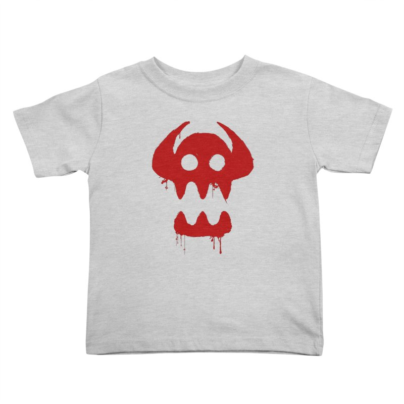 courage of berk Kids Toddler T-Shirt by manikx's Artist Shop