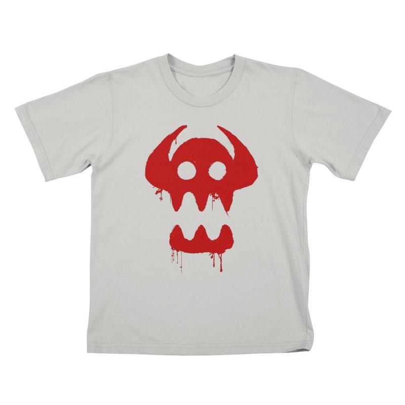 courage of berk Kids T-shirt by manikx's Artist Shop