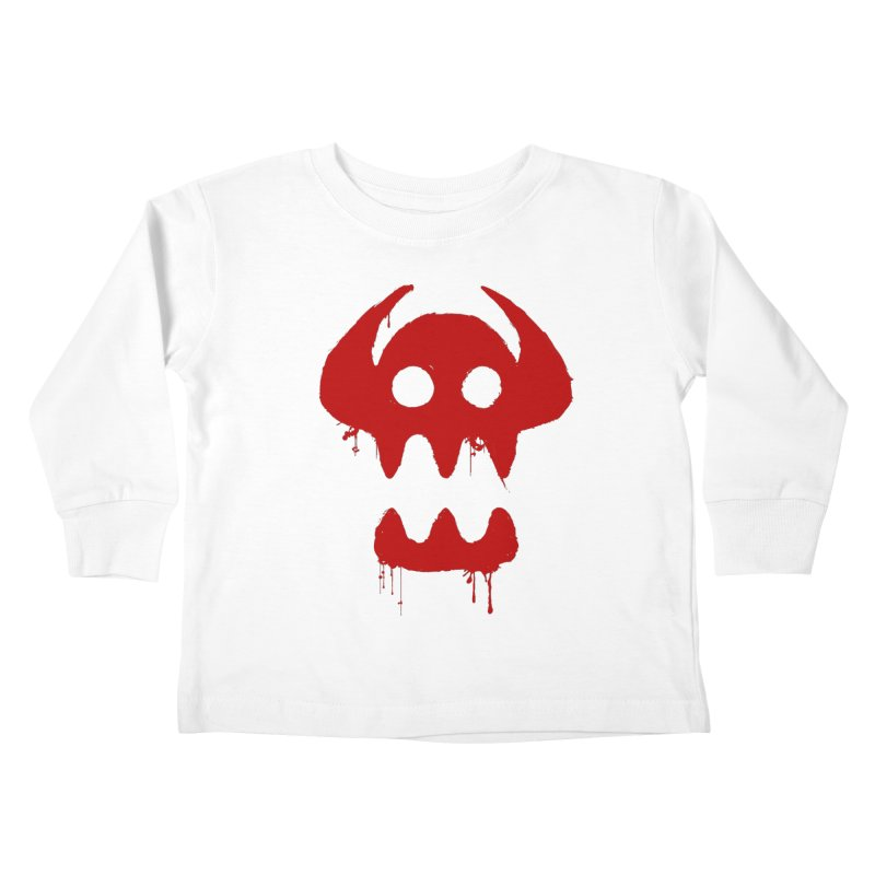 courage of berk Kids Toddler Longsleeve T-Shirt by manikx's Artist Shop