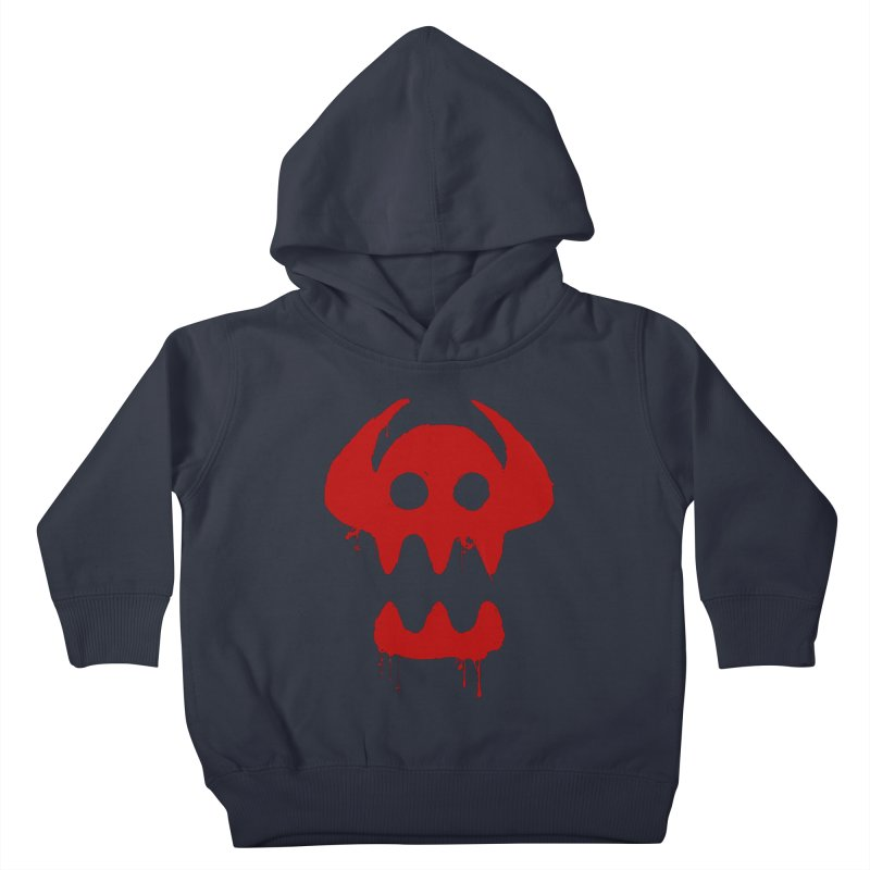 courage of berk Kids Toddler Pullover Hoody by manikx's Artist Shop