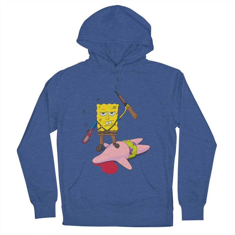 ash bob starfish hunter Women's Pullover Hoody by manikx's Artist Shop