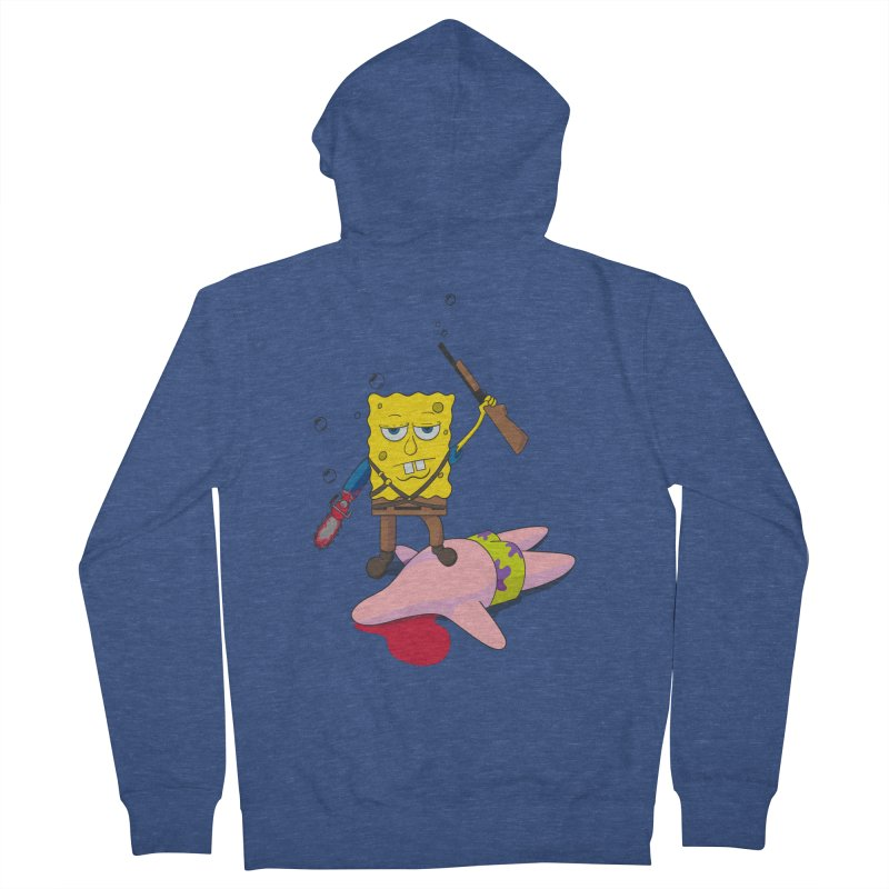 ash bob starfish hunter Women's Zip-Up Hoody by manikx's Artist Shop