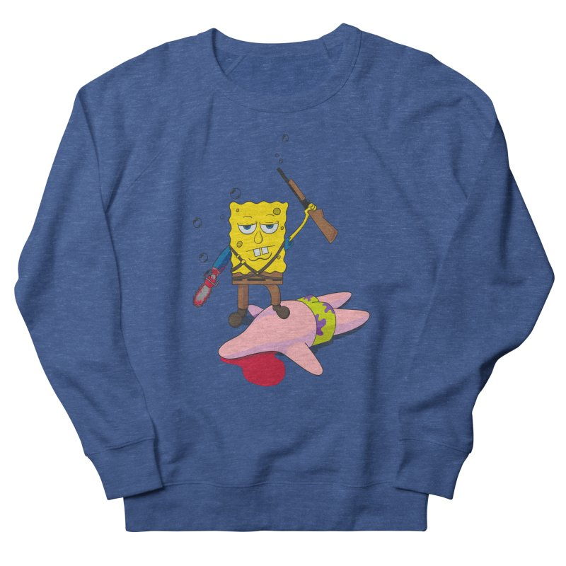 ash bob starfish hunter Men's Sweatshirt by manikx's Artist Shop