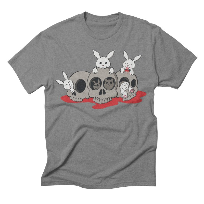 bunnies and skulls   by manikx's Artist Shop