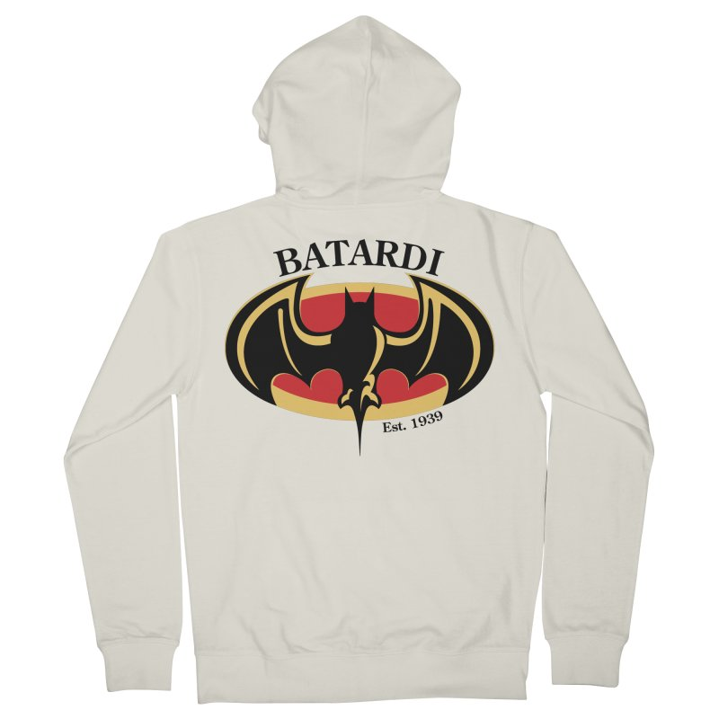 Batardi Women's Zip-Up Hoody by manikx's Artist Shop