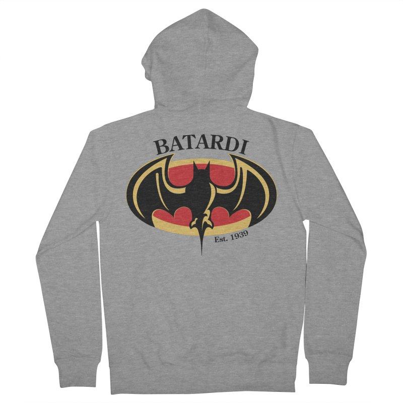 Batardi Men's Zip-Up Hoody by manikx's Artist Shop