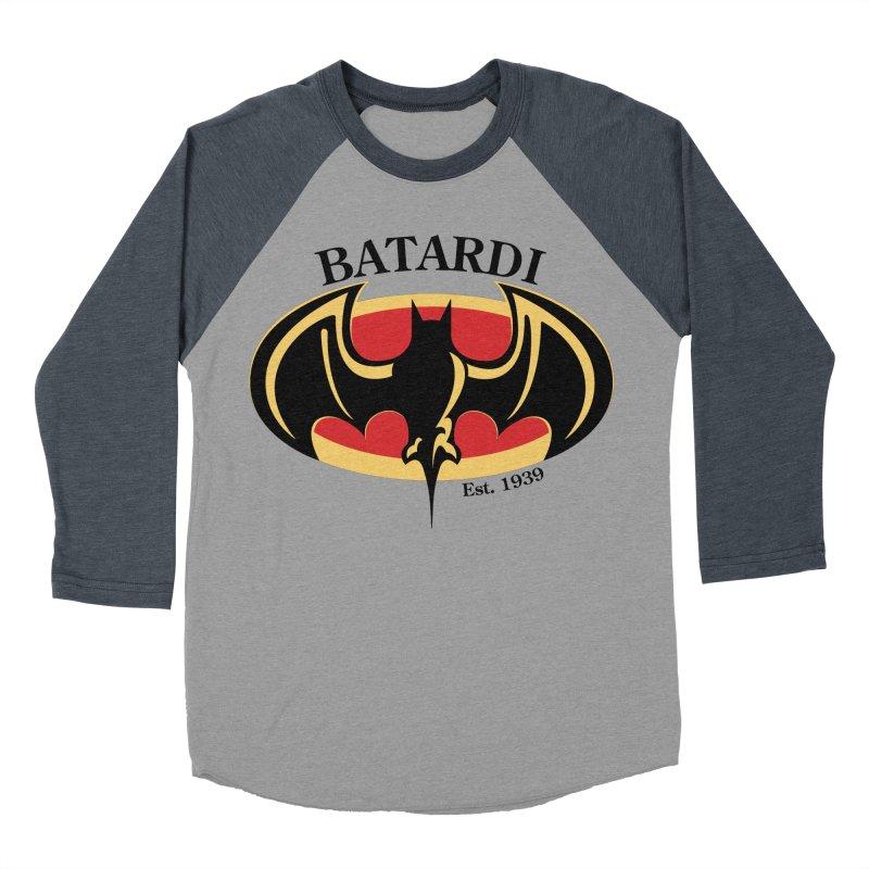 Batardi Women's Baseball Triblend T-Shirt by manikx's Artist Shop
