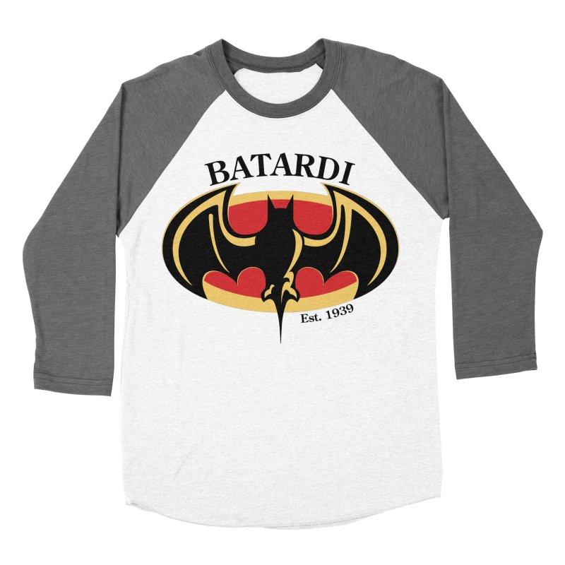 Batardi Men's Baseball Triblend T-Shirt by manikx's Artist Shop