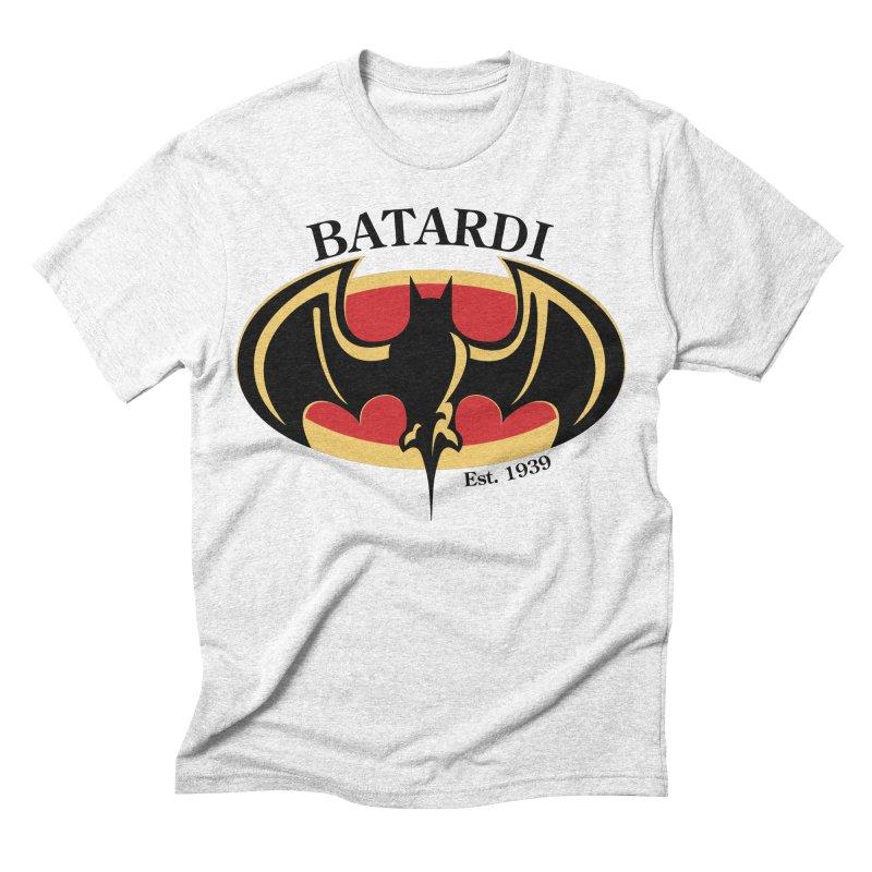 Batardi Men's Triblend T-shirt by manikx's Artist Shop