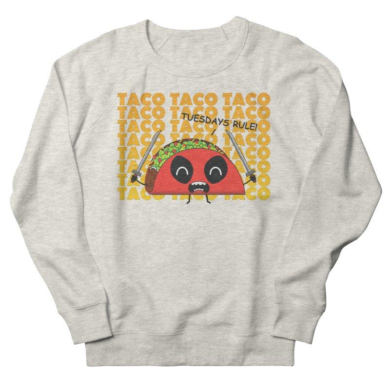 tacos rule! Men's Sweatshirt by manikx's Artist Shop
