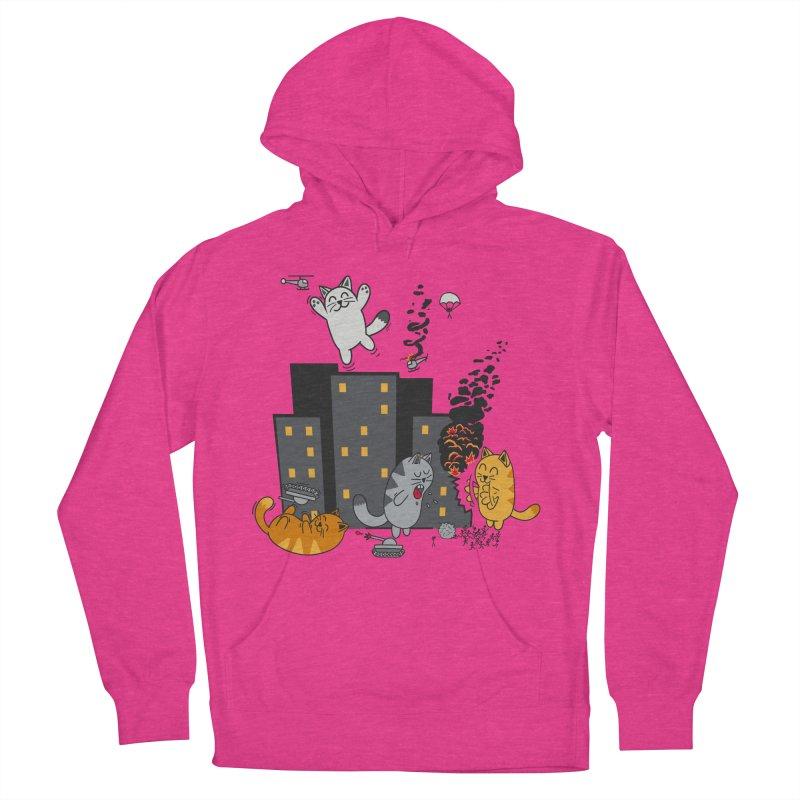cattastrafy Women's Pullover Hoody by manikx's Artist Shop