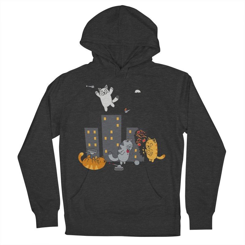 cattastrafy Men's Pullover Hoody by manikx's Artist Shop