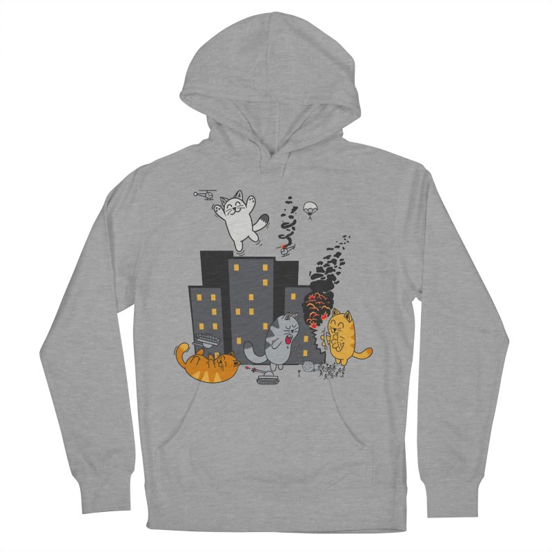 cattastrafy Men's Pullover Hoody by manikx's Artist Shop