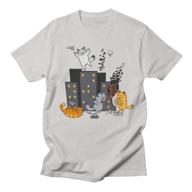cattastrafy Men's T-Shirt by manikx's Artist Shop
