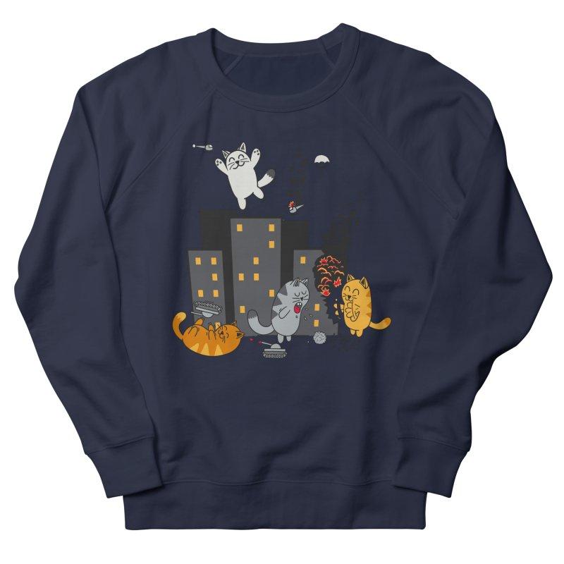 cattastrafy Women's Sweatshirt by manikx's Artist Shop