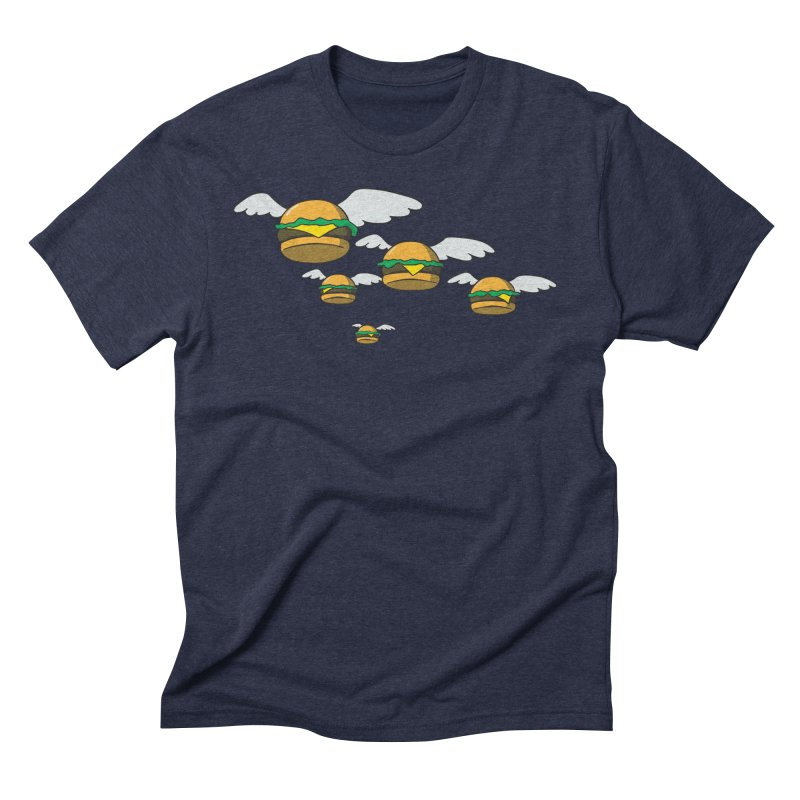 Bobs Dream Men's Triblend T-Shirt by manikx's Artist Shop