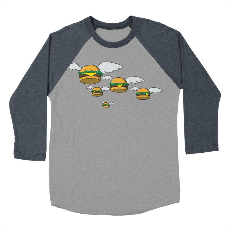 Bobs Dream Men's Baseball Triblend T-Shirt by manikx's Artist Shop