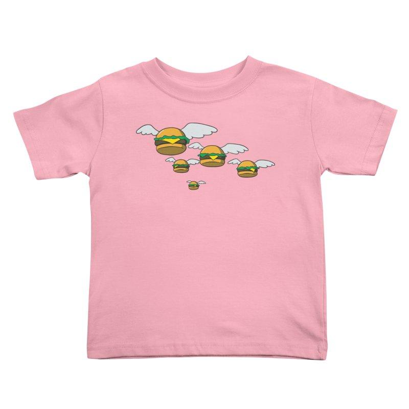 Bobs Dream Kids Toddler T-Shirt by manikx's Artist Shop