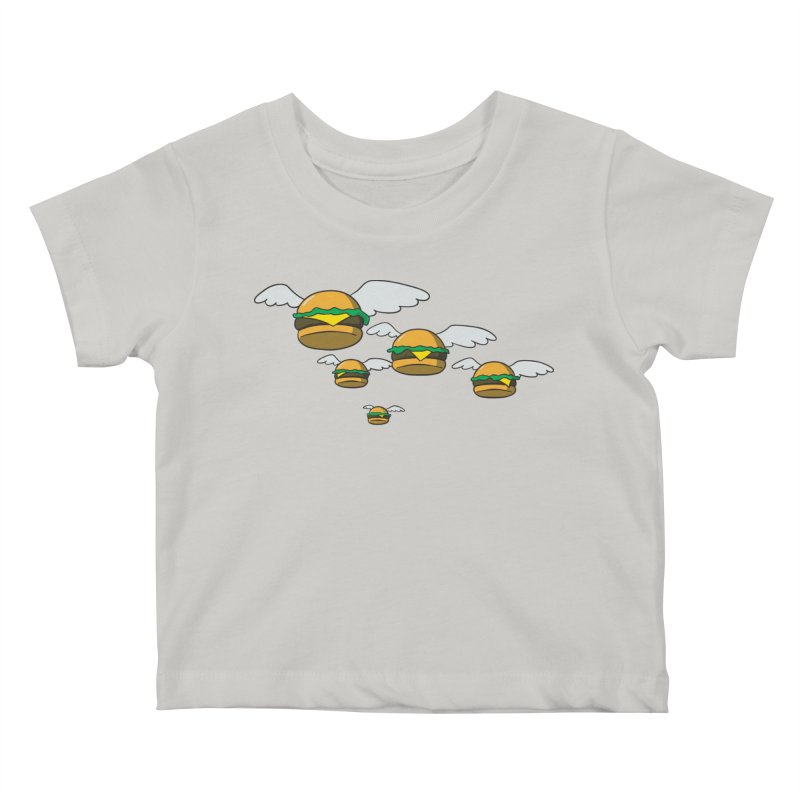 Bobs Dream Kids Baby T-Shirt by manikx's Artist Shop