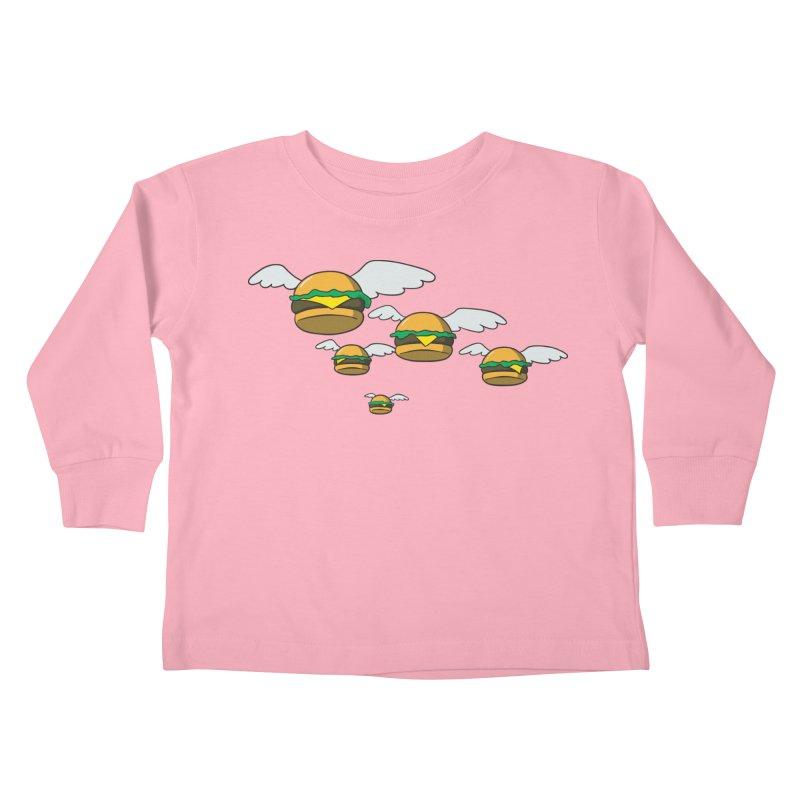Bobs Dream Kids Toddler Longsleeve T-Shirt by manikx's Artist Shop