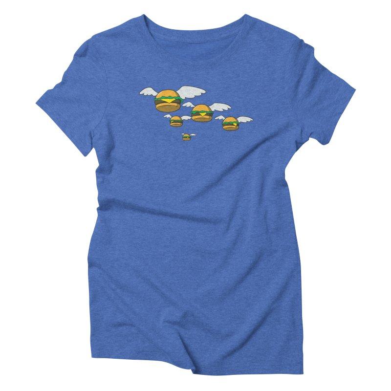 Bobs Dream Women's Triblend T-shirt by manikx's Artist Shop