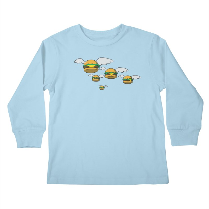 Bobs Dream Kids Longsleeve T-Shirt by manikx's Artist Shop