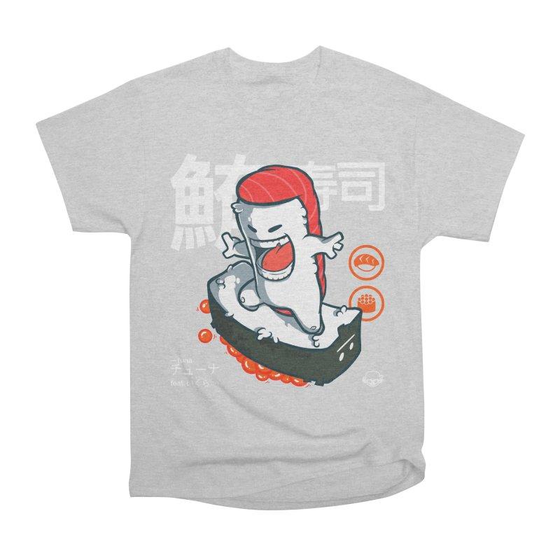 Tuna feat. Ikura Women's Classic Unisex T-Shirt by mankeeboi's Artist Shop