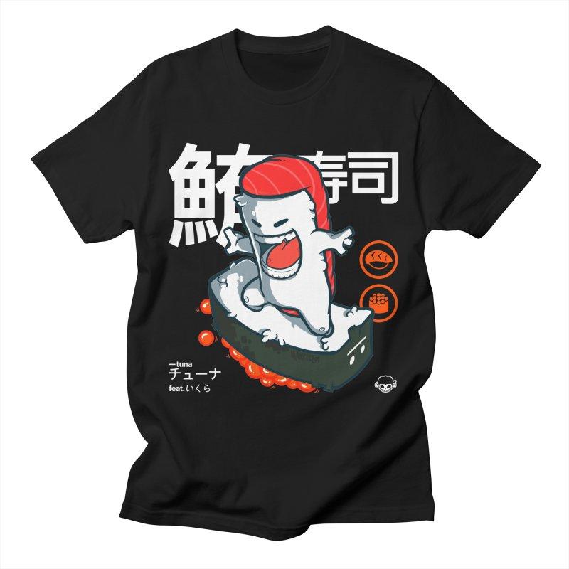Tuna feat. Ikura Women's Regular Unisex T-Shirt by mankeeboi's Artist Shop