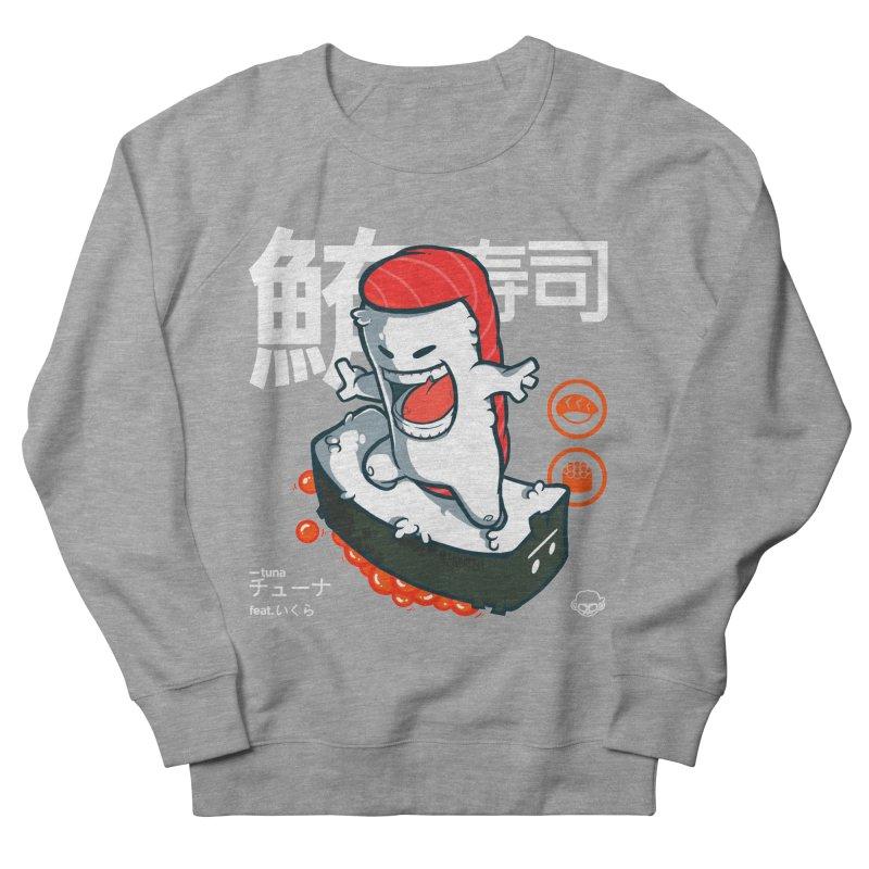 Tuna feat. Ikura Women's French Terry Sweatshirt by mankeeboi's Artist Shop