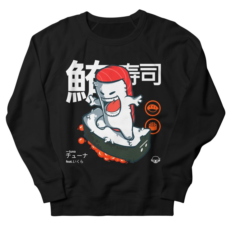 Tuna feat. Ikura Men's French Terry Sweatshirt by mankeeboi's Artist Shop