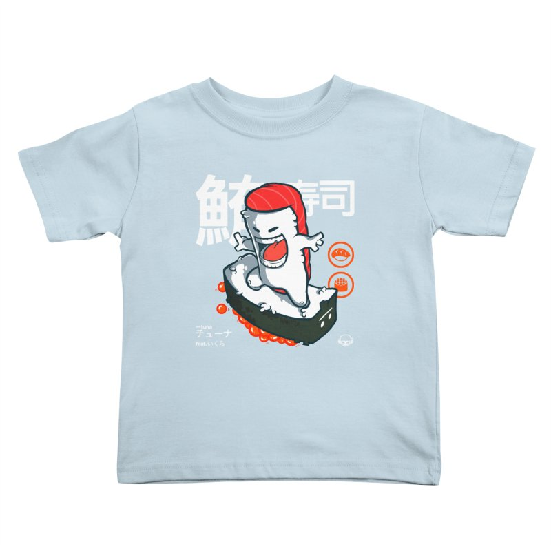 Tuna feat. Ikura Kids Toddler T-Shirt by mankeeboi's Artist Shop