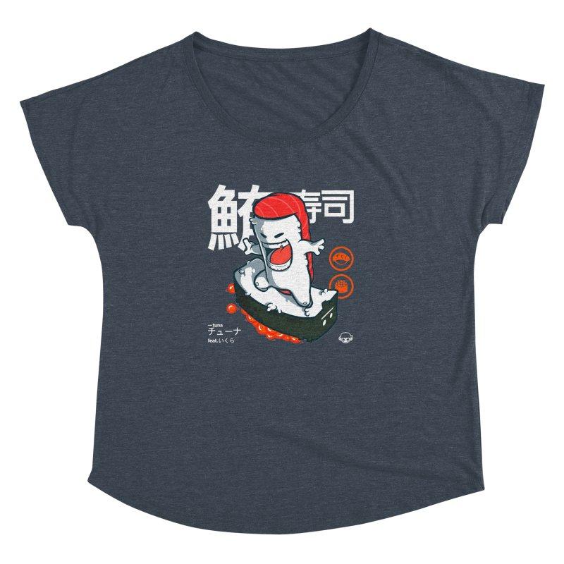 Tuna feat. Ikura Women's  by mankeeboi's Artist Shop