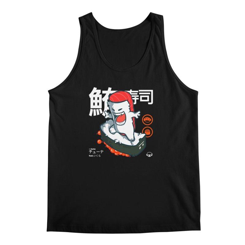 Tuna feat. Ikura Men's Regular Tank by mankeeboi's Artist Shop