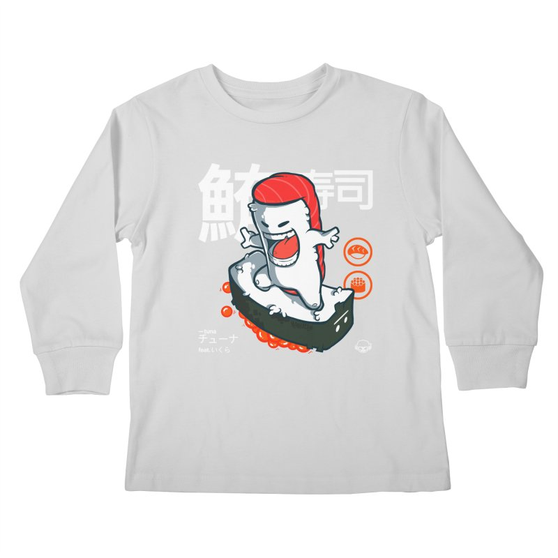 Tuna feat. Ikura Kids Longsleeve T-Shirt by mankeeboi's Artist Shop
