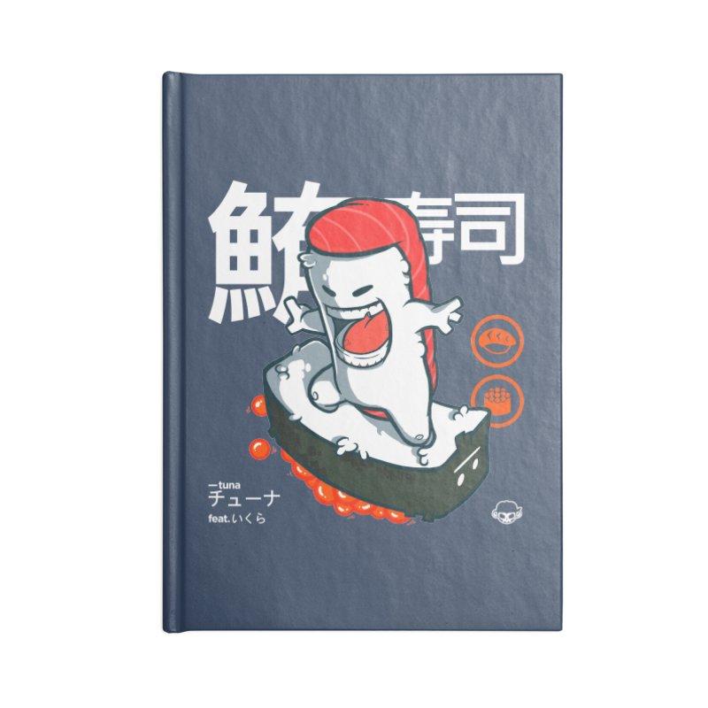 Tuna feat. Ikura Accessories Notebook by mankeeboi's Artist Shop