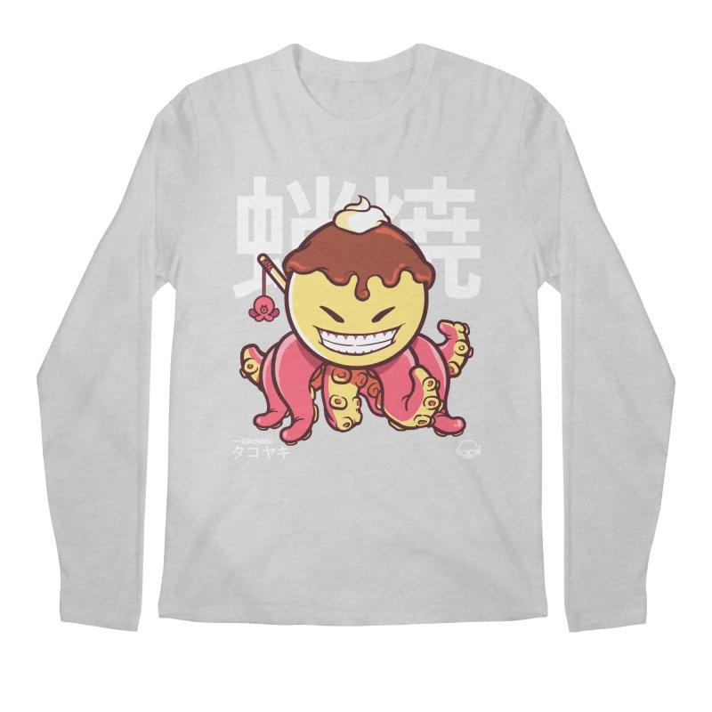 Takoyaki Men's Longsleeve T-Shirt by mankeeboi's Artist Shop