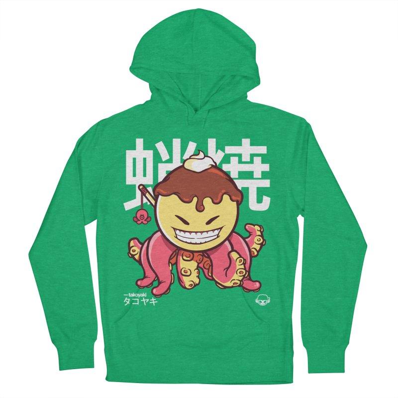 Takoyaki Men's Pullover Hoody by mankeeboi's Artist Shop