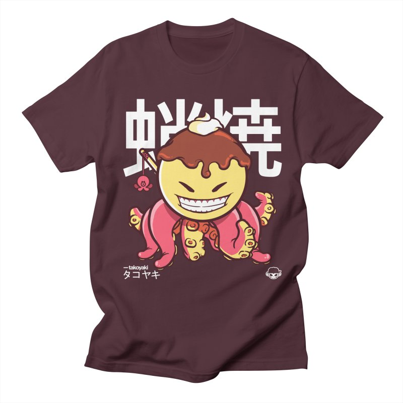 Takoyaki Men's T-Shirt by mankeeboi's Artist Shop