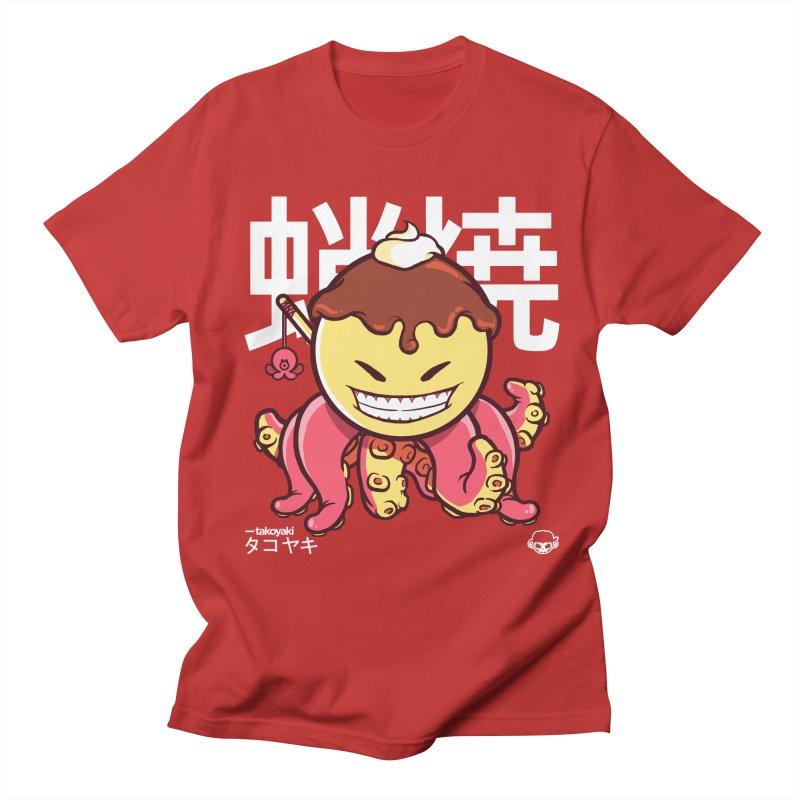 Takoyaki Women's Unisex T-Shirt by mankeeboi's Artist Shop