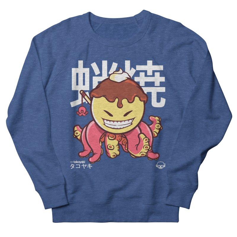Takoyaki Men's French Terry Sweatshirt by mankeeboi's Artist Shop