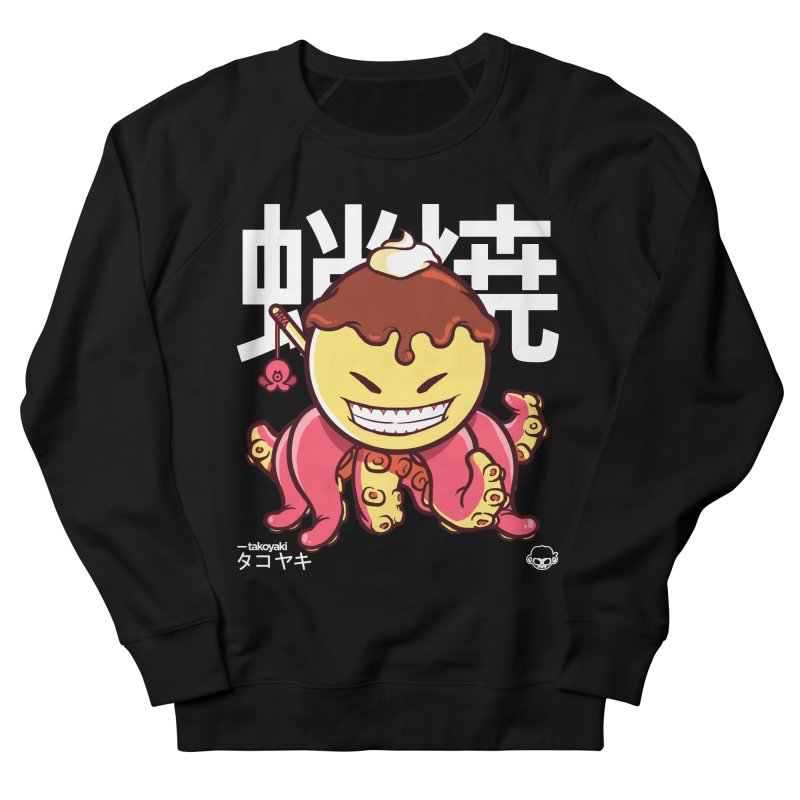Takoyaki Men's Sweatshirt by mankeeboi's Artist Shop