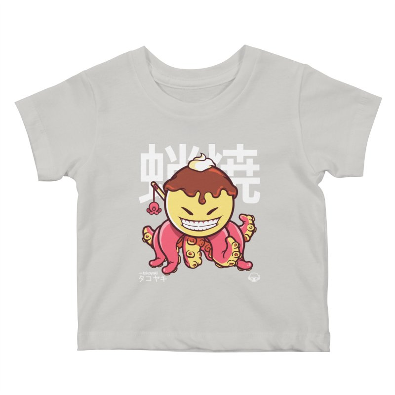 Takoyaki Kids Baby T-Shirt by mankeeboi's Artist Shop