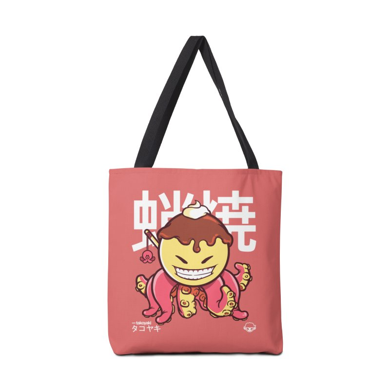 Takoyaki Accessories Bag by mankeeboi's Artist Shop