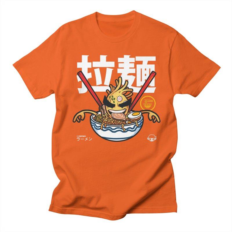 Ramen Women's Unisex T-Shirt by mankeeboi's Artist Shop