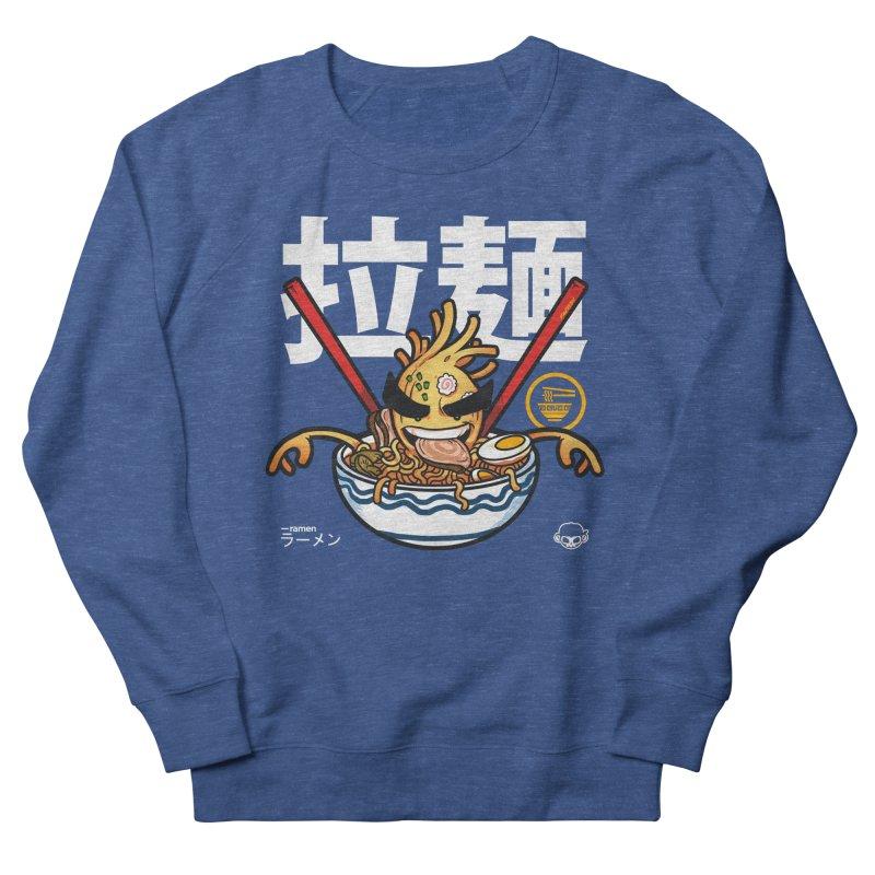 Ramen Women's French Terry Sweatshirt by mankeeboi's Artist Shop