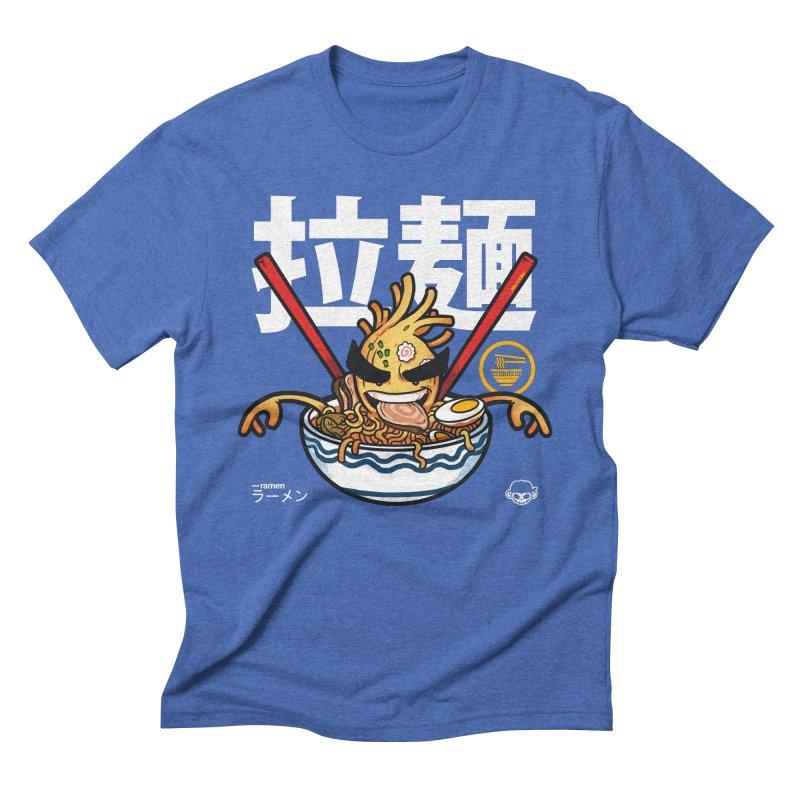 Ramen Men's Triblend T-Shirt by mankeeboi's Artist Shop