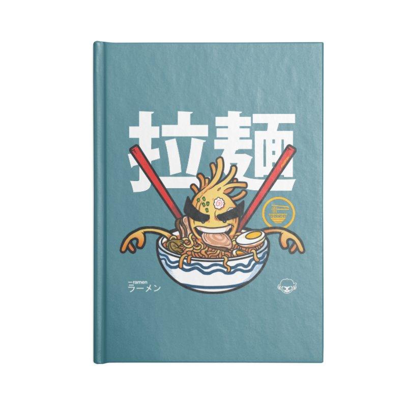 Ramen Accessories Notebook by mankeeboi's Artist Shop
