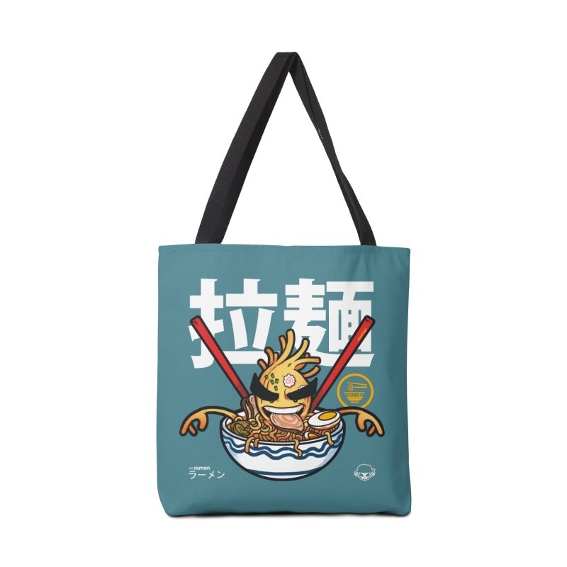 Ramen Accessories Bag by mankeeboi's Artist Shop