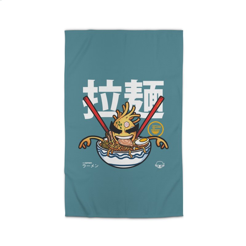 Ramen Home Rug by mankeeboi's Artist Shop