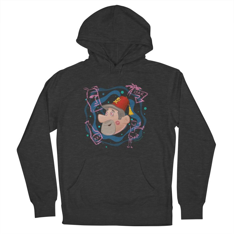 Night of the Tiki Men's Pullover Hoody by Manly Art's Tee Shop